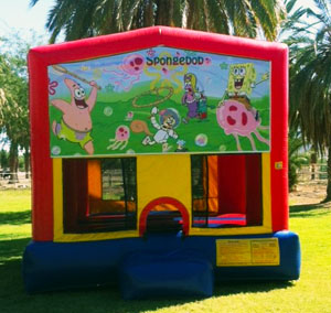 Kids Birthday Party Entertainment in Phoenix Arizona Inflatable